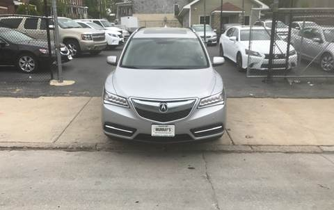 2015 Acura MDX for sale in Baltimore, MD