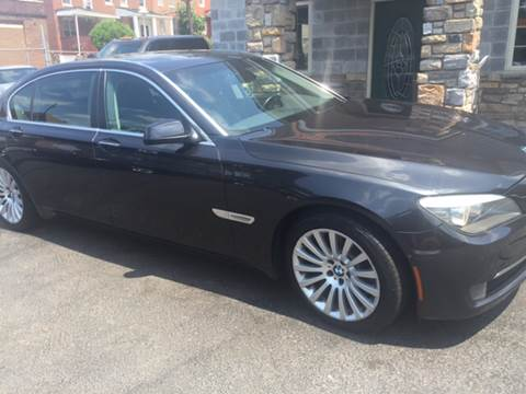 2009 BMW 7 Series for sale in Baltimore, MD