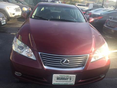 2008 Lexus ES 350 for sale at Murrays Used Cars Inc in Baltimore MD