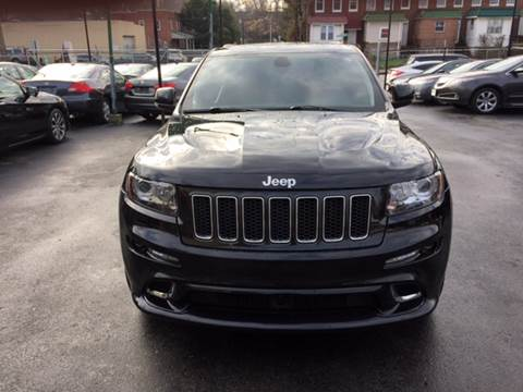 2012 Jeep Grand Cherokee for sale at Murrays Used Cars in Baltimore MD