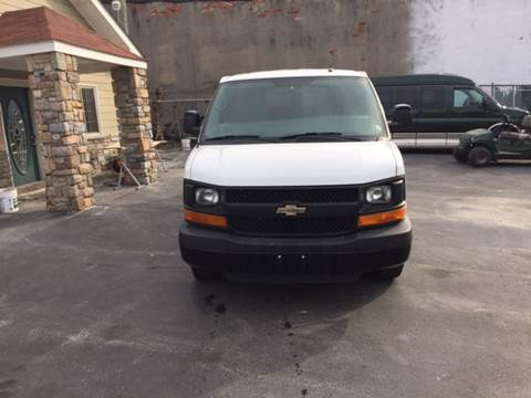 2011 Chevrolet Express Passenger for sale at Murrays Used Cars in Baltimore MD