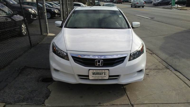 2011 Honda Accord for sale at Murrays Used Cars in Baltimore MD