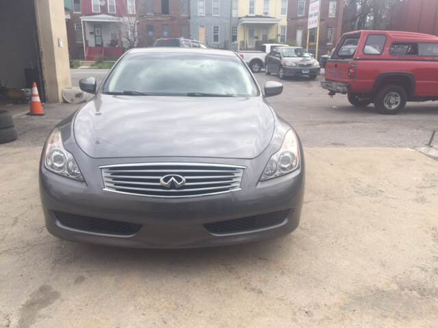 2010 Infiniti G37 Coupe AWD x 2dr Coupe - Baltimore MD