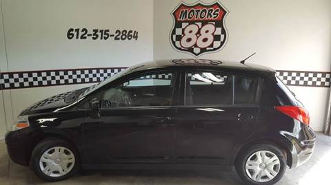 2012 Nissan Versa for sale at MOTORS 88 in New Brighton MN