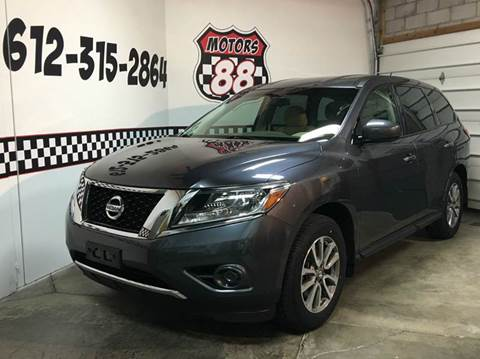 2014 Nissan Pathfinder for sale at MOTORS 88 in New Brighton MN