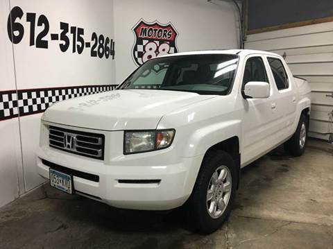 2006 Honda Ridgeline for sale at MOTORS 88 in New Brighton MN