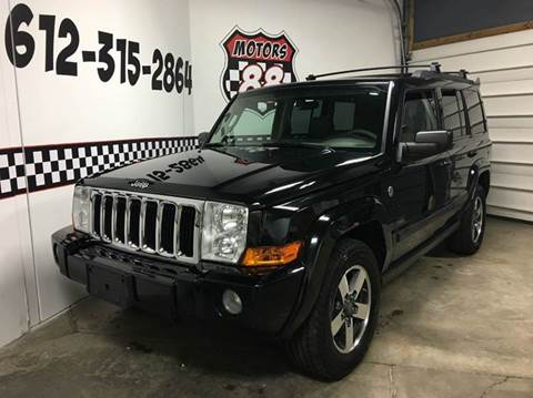 2008 Jeep Commander for sale at MOTORS 88 in New Brighton MN