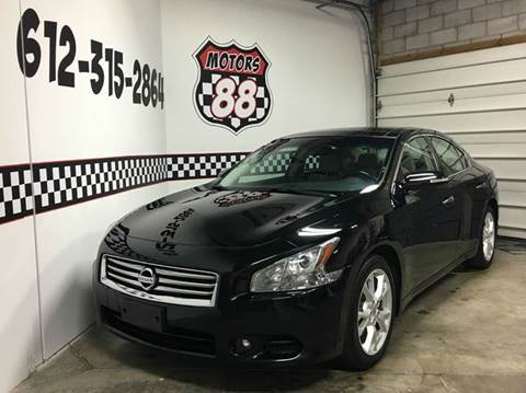 2013 Nissan Maxima for sale at MOTORS 88 in New Brighton MN