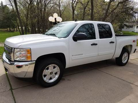 2013 Chevrolet Silverado 1500 for sale at MOTORS 88 in New Brighton MN