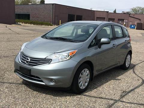 2014 Nissan Versa Note for sale at MOTORS 88 in New Brighton MN