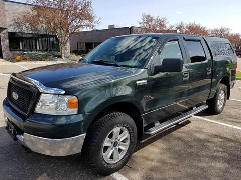 2005 Ford F-150 for sale at MOTORS 88 in New Brighton MN