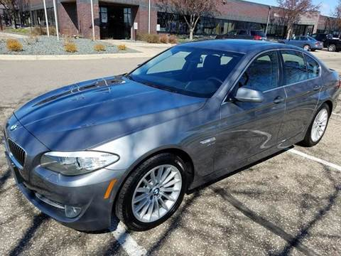 2011 BMW 5 Series for sale at MOTORS 88 in New Brighton MN