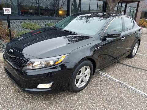 2015 Kia Optima for sale at MOTORS 88 in New Brighton MN
