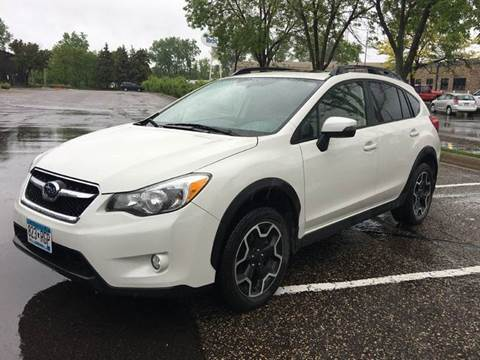 2015 Subaru XV Crosstrek for sale at MOTORS 88 in New Brighton MN