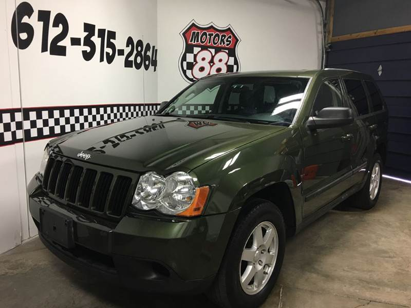 2008 Jeep Grand Cherokee for sale at MOTORS 88 in New Brighton MN
