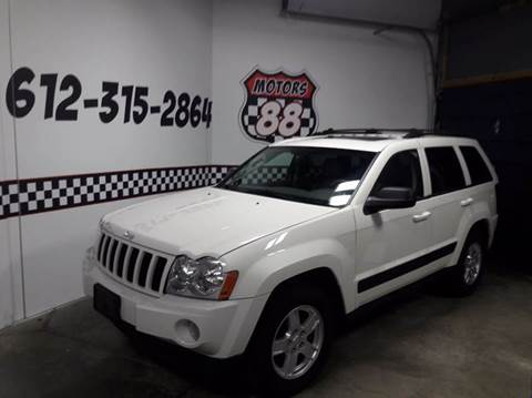 2006 Jeep Grand Cherokee for sale at MOTORS 88 in New Brighton MN