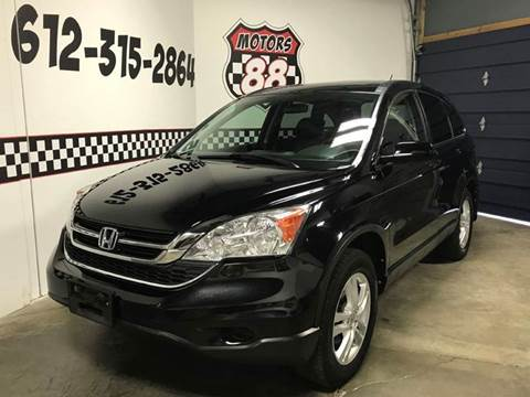 2011 Honda CR-V for sale at MOTORS 88 in New Brighton MN