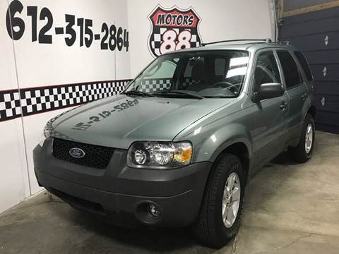 2005 Ford Escape for sale at MOTORS 88 in New Brighton MN