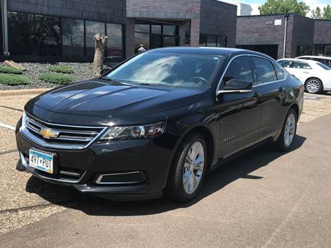 2014 Chevrolet Impala for sale at MOTORS 88 in New Brighton MN
