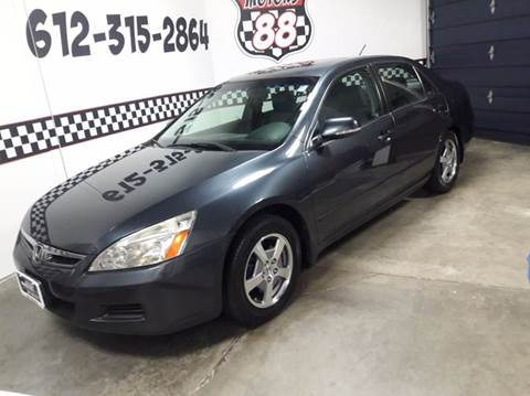 2007 Honda Accord for sale at MOTORS 88 in New Brighton MN