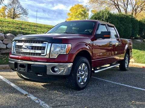 2014 Ford F-150 for sale at MOTORS 88 in New Brighton MN