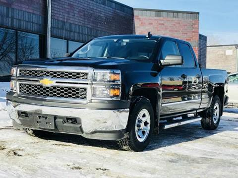 2015 Chevrolet Silverado 1500 for sale at MOTORS 88 in New Brighton MN