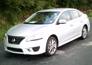 2013 Nissan Sentra for sale in Corinth, MS