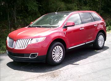 2011 Lincoln MKX for sale in Corinth, MS