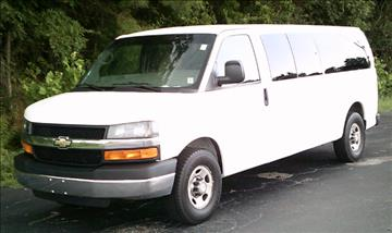 2012 Chevrolet Express Passenger for sale in Corinth, MS