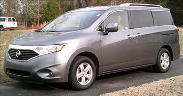 2016 Nissan Quest for sale in Corinth, MS
