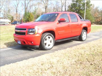 2012 Chevrolet Avalanche for sale in Corinth, MS