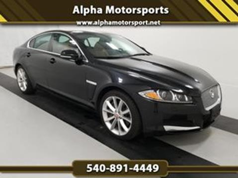 2015 Jaguar XF for sale in Fredericksburg, VA