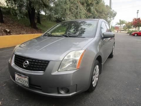 2009 Nissan Sentra for sale in Stevenson Ranch, CA