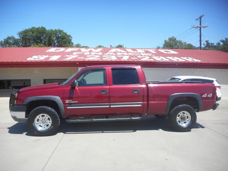 2006 Chevrolet Silverado 2500HD HEAVY DUTY - Lake Worth TX