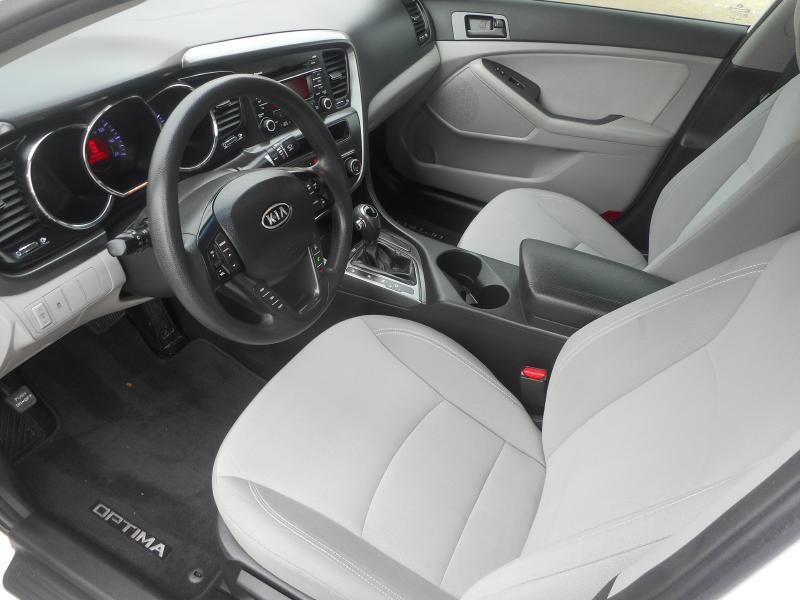 2012 Kia Optima LX 4dr Sedan 6A - Lake Worth TX