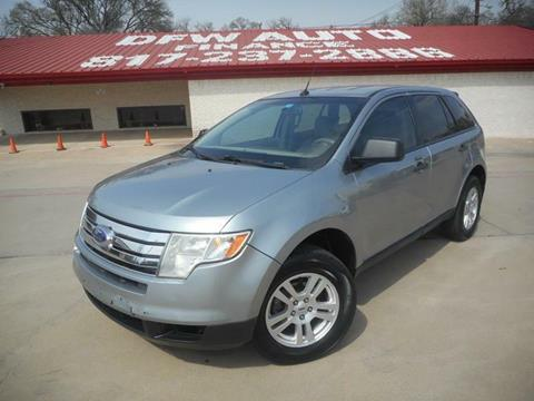 2007 Ford Edge for sale in Lake Worth, TX