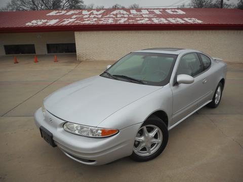 2002 Oldsmobile Alero for sale in Lake Worth, TX