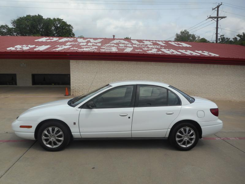 2002 Saturn S-Series SL2 4dr Sedan - Lake Worth TX