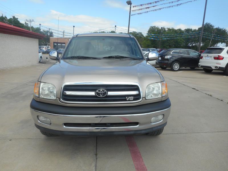 2002 Toyota Tundra 4dr Access Cab SR5 2WD SB V8 - Lake Worth TX