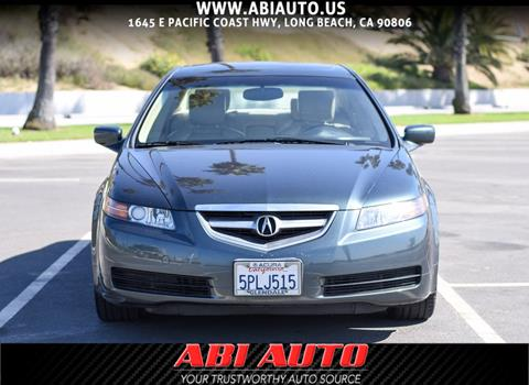 2005 Acura TL for sale in Long Beach, CA