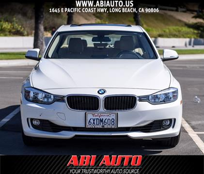 2013 BMW 3 Series for sale in Long Beach, CA