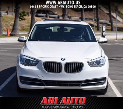 2014 BMW 5 Series for sale in Long Beach, CA