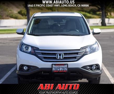 2013 Honda CR-V for sale in Long Beach, CA