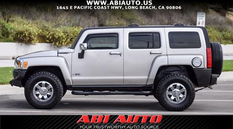 2006 HUMMER H3 for sale in Long Beach, CA
