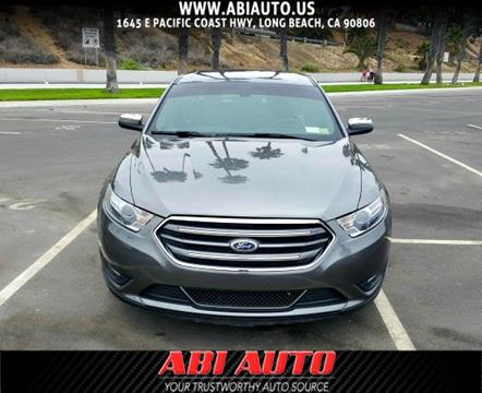 2013 Ford Taurus for sale in Long Beach, CA