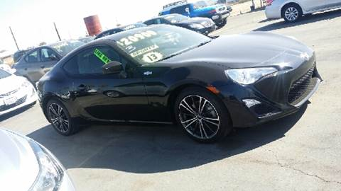 2013 Scion FR-S for sale at First Choice Auto Sales in Bakersfield CA