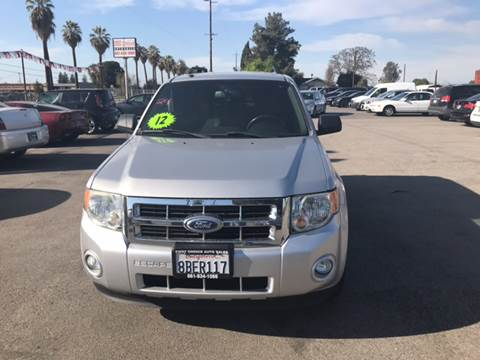 2012 Ford Escape for sale at First Choice Auto Sales in Bakersfield CA