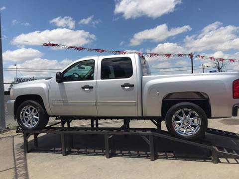 2010 Chevrolet Silverado 1500 for sale at First Choice Auto Sales in Bakersfield CA