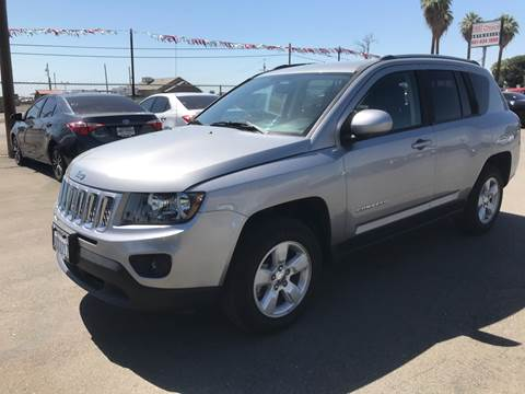 2016 Jeep Compass for sale at First Choice Auto Sales in Bakersfield CA