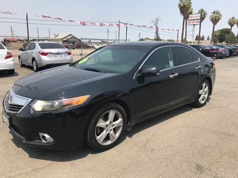 2011 Acura TSX for sale at First Choice Auto Sales in Bakersfield CA